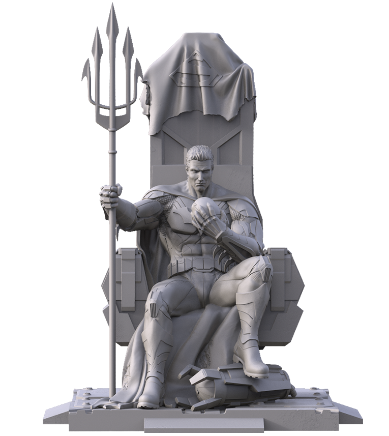 Modelado 3D de personajes
