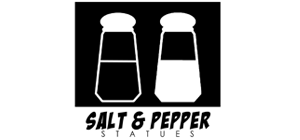 Salt & Pepper Statues