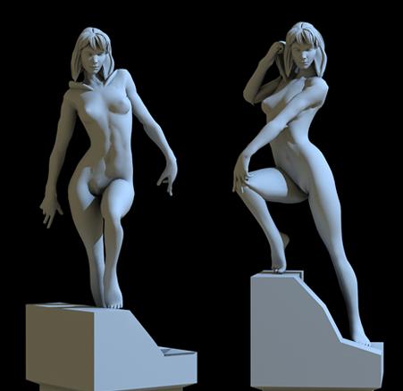 posado 3D