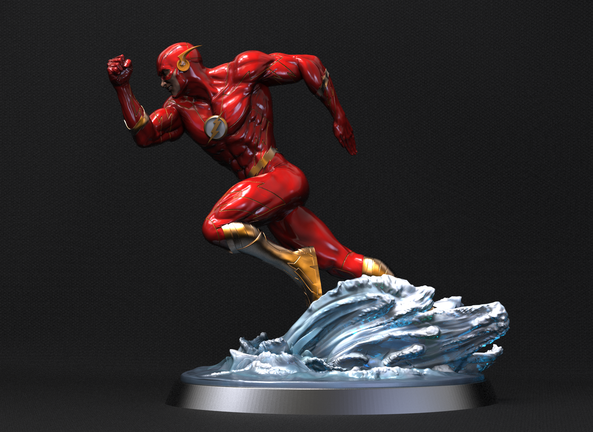 Figures of Flash