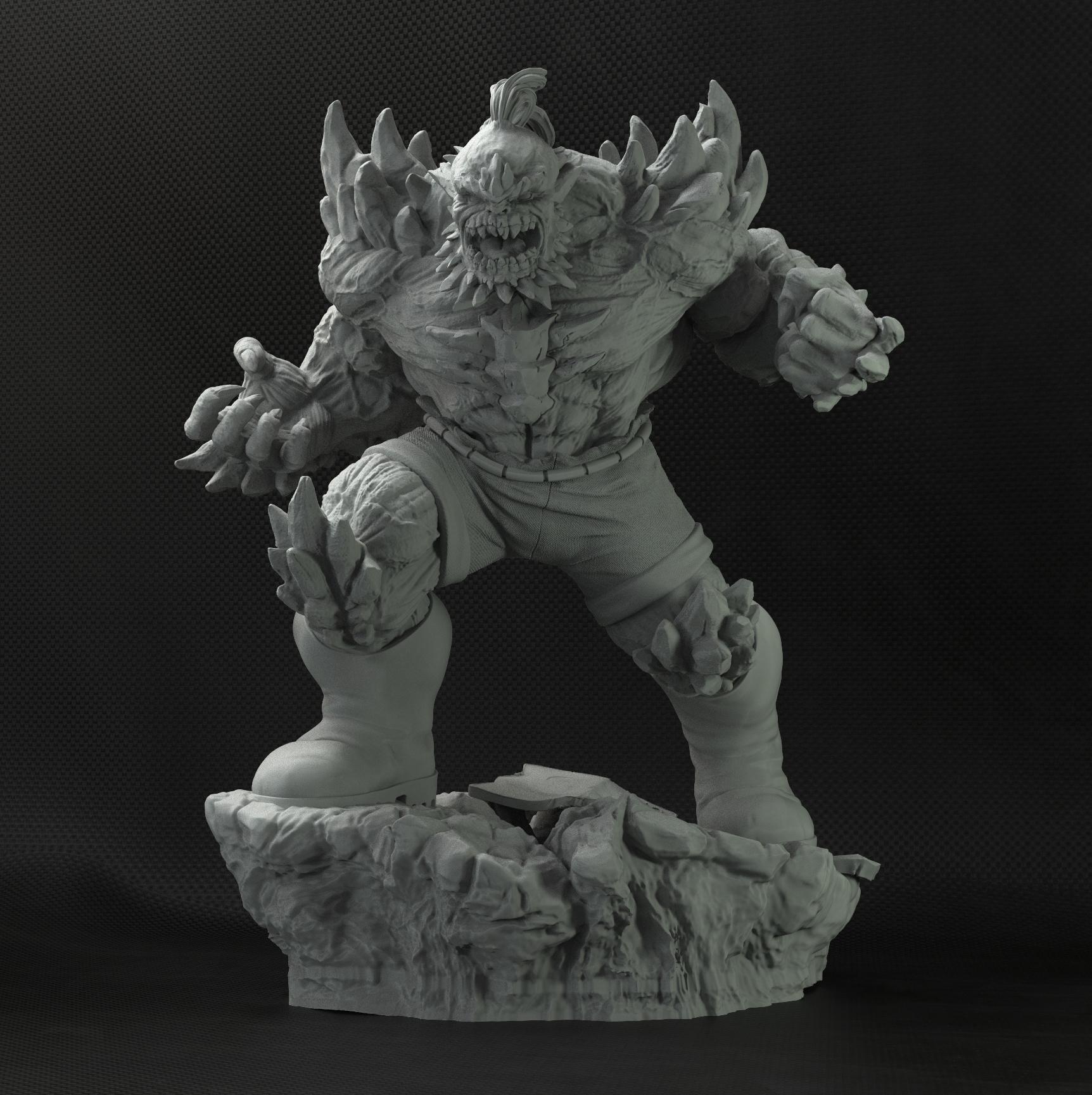 Doomsday, figura 3D