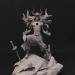 exportación para producción de figuras y miniaturas con Zbrush