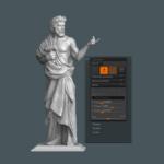 Herramientas para modelado 3D.