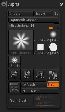 ZBrush 2021.6 herramienta nueva